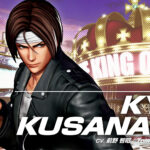 The King of Fighters XV Kyo Kusanagi