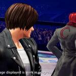The King of Fighters XV Kyo Kusanagi Screen 1
