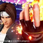 The King of Fighters XV Kyo Kusanagi Screen 2