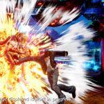 The King of Fighters XV Kyo Kusanagi Screen 6