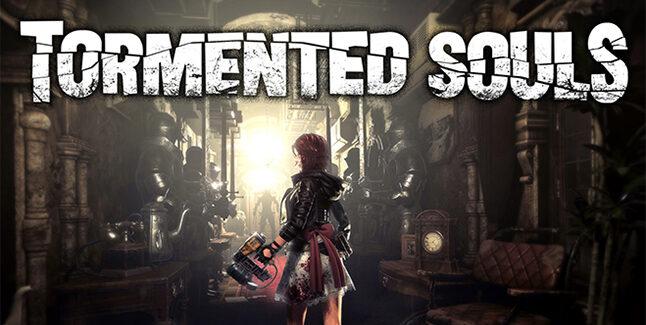 Tormented Souls Banner