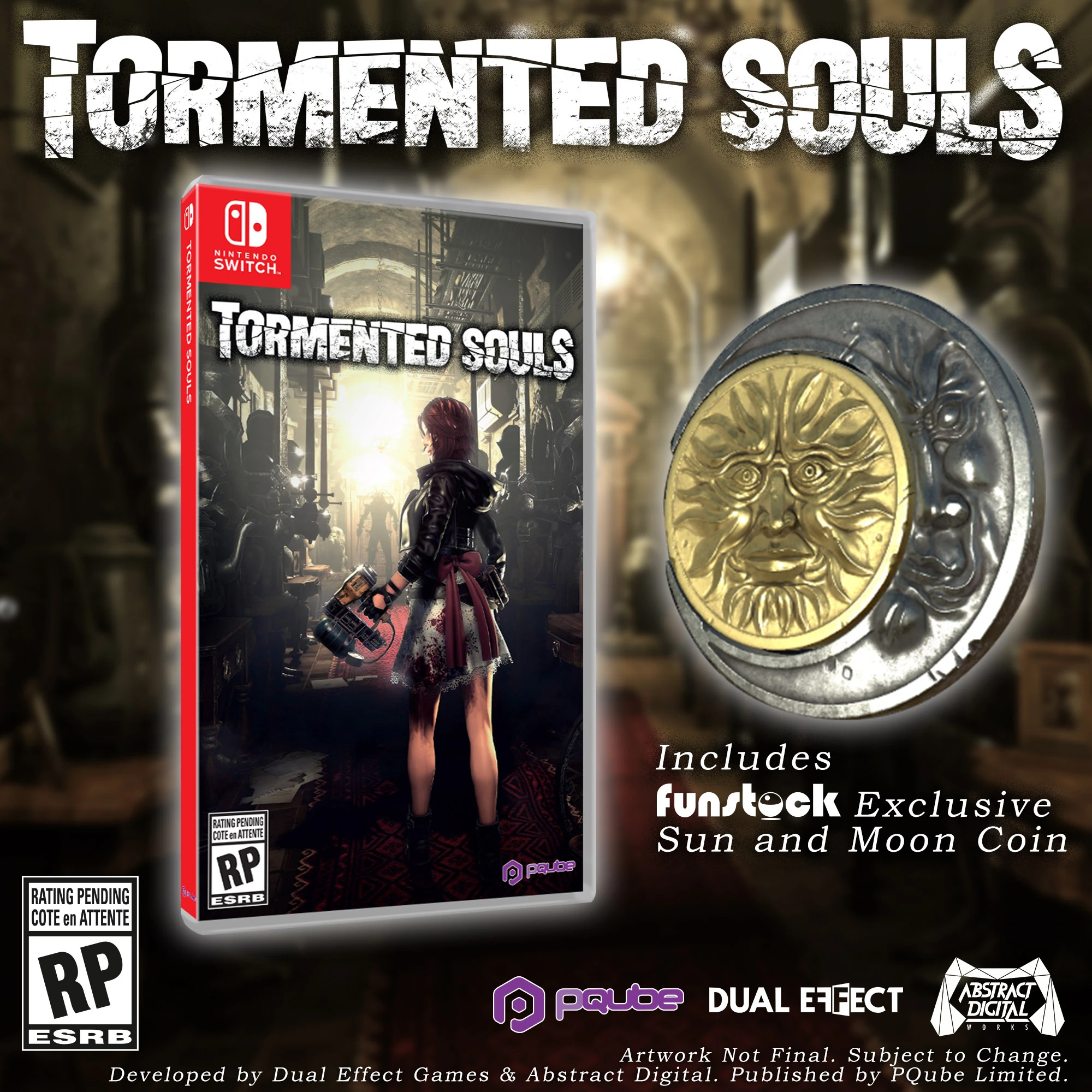 Tormented Souls FunStock store Switch