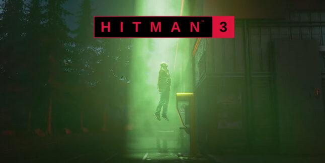 Hitman 3 Easter Eggs