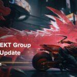 CD Projekt Group Strategy Update Slide 1