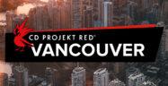 CD Projekt Red Vancouver Banner