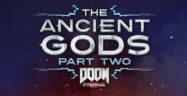 DOOM Eternal The Ancient Gods Part Two Logo