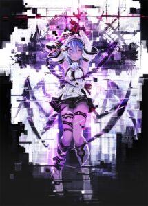 Death end re;Quest Key Visual