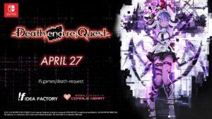 Death end re;Quest Promo Image