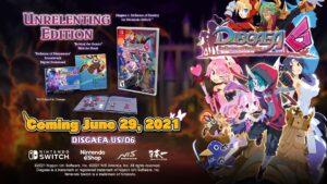 Disgaea 6 Defiance of Destiny Promo Image
