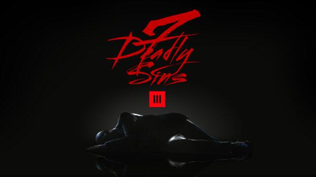 Hitman 3 is 7 Deadly Sins Key Art