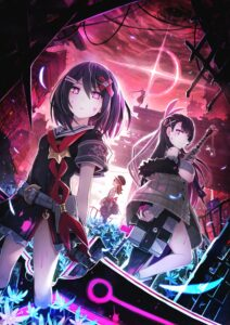 Mary Skelter Finale Key Visual