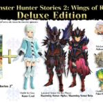 Monster Hunter Stories 2 Wings of Ruin Deluxe Edition
