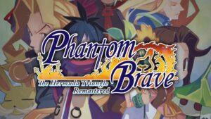 Phantom Brave Banner