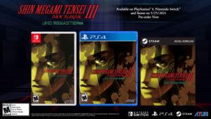 Shin Megami Tensei III Nocturne HD Remaster Promo Image