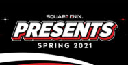 Square Enix Presents Spring 2021 Banner