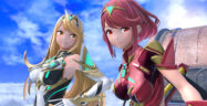 Super Smash Bros Ultimate Pyra Mythra Banner