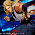The King of Fighters XV Andy Bogard Screen 1