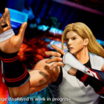 The King of Fighters XV Andy Bogard Screen 3