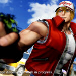 The King of Fighters XV Terrry Bogard Screen 1