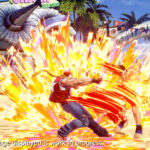 The King of Fighters XV Terrry Bogard Screen 6
