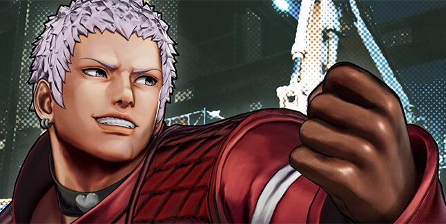 The King of Fighters XV Yashiro Nanakase Banner