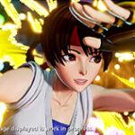 The King of Fighters XV Yuri Sakazaki Screen 1