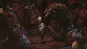 Undernauts Labyrinth of Yomi (Yomi wo Saku Hana) Artwork 2