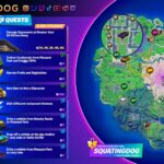 Fortnite Chapter 2 Season 5 Week 14 Cheat Sheet