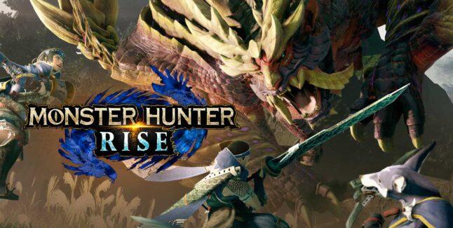 Monster Hunter Rise game release