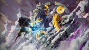 Aztech Forgotten Gods Concept Art 2