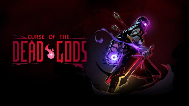 Curse of the Dead Gods x Dead Cells Crossover Banner
