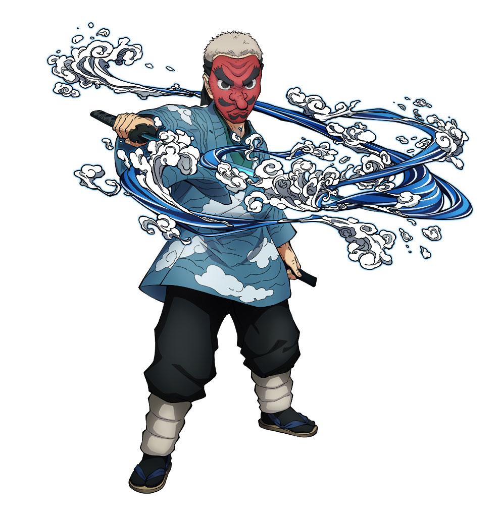 Demon Slayer Kimetsu no Yaiba Hinokami Keppuutan Render