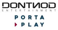 Dontnod Entertainment PortaPlay Logos