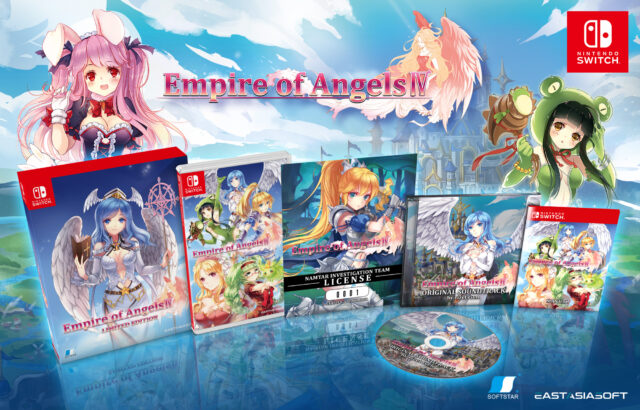 Empire of Angels IV Promo Image