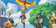 Immortals Fenyx Rising DLC The Lost Gods Banner
