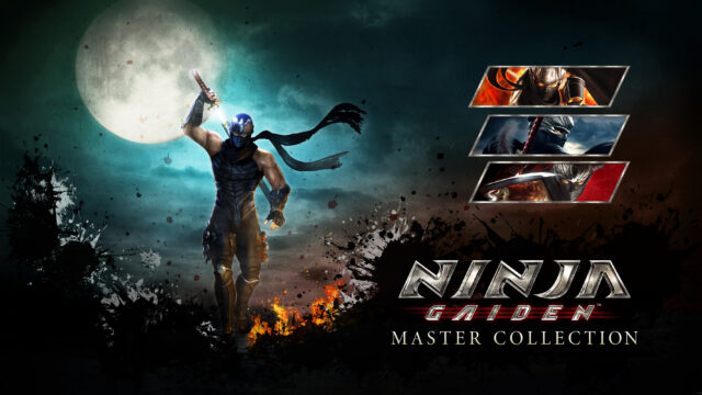 Ninja Gaiden Master Collection Key Visual