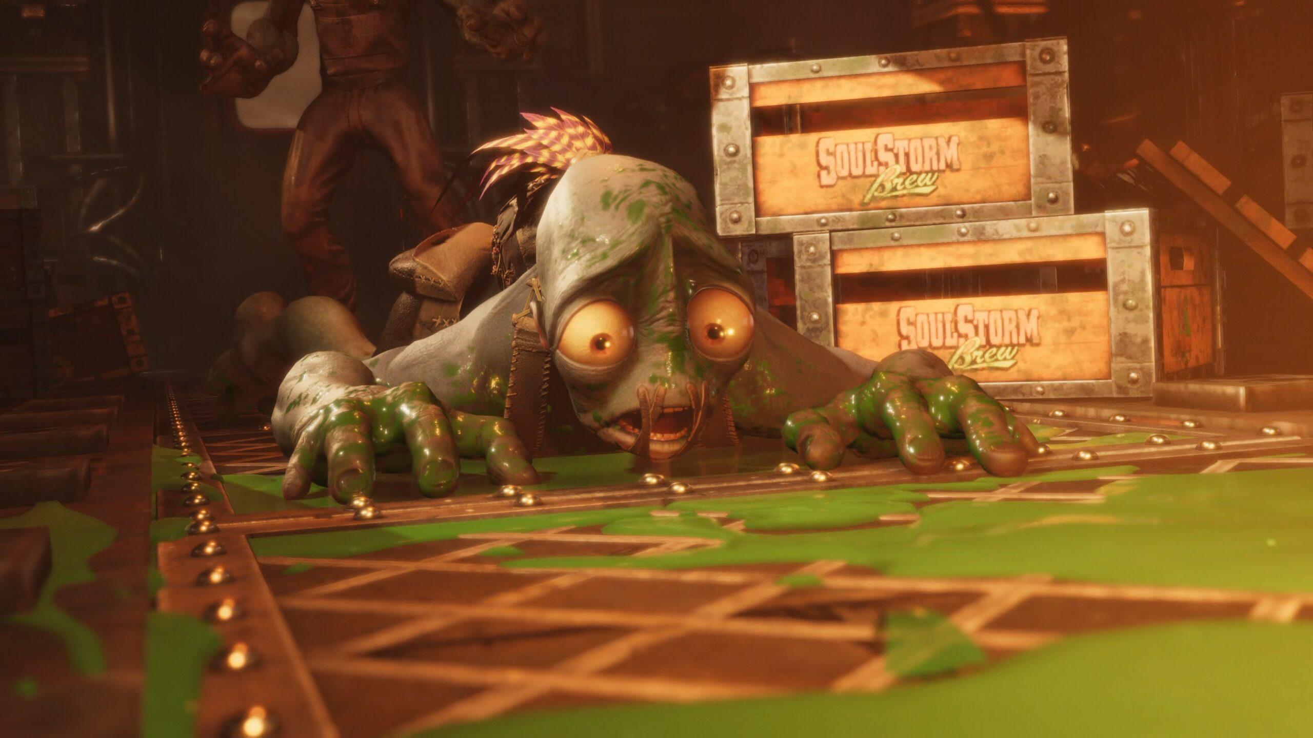 Oddworld Soulstorm Screen 8