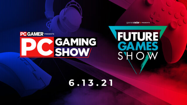 PC Gaming Show 2021 and Future Games Show Banner