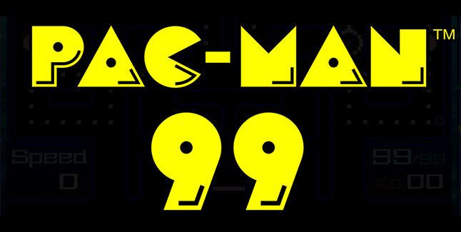 Pac-Man 99 Logo
