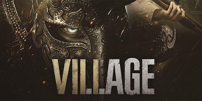 Resident Evil Village Banner