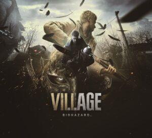 Resident Evil Village Key Art