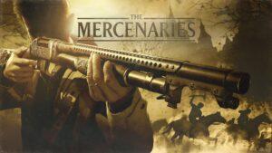 Resident Evil Village The Mercenaries Mode Banner