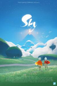 Sky Children of the Light Poster