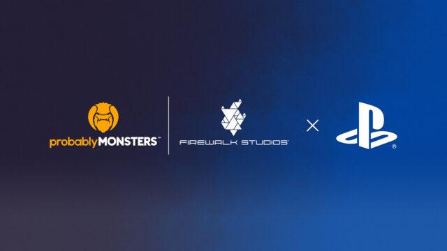 Sony Firewalk Studios Banner