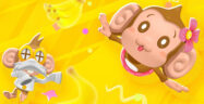 Super Monkey Ball Banner