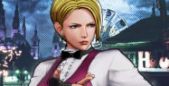 The King of Fighters XV King Banner