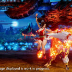 The King of Fighters XV Mai Shiranui Screen 4