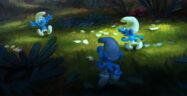 The Smurfs Mission Vileaf Banner