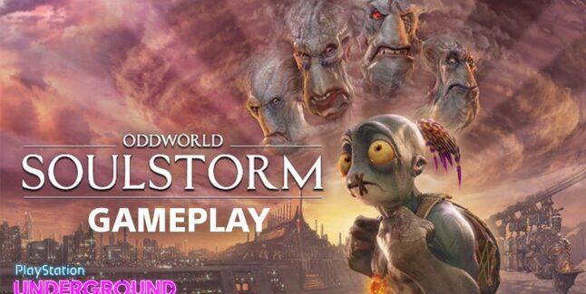 Oddworld: Soulstorm Cheats