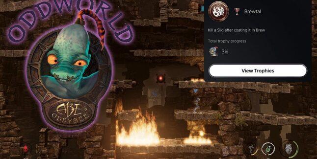 Oddworld: Soulstorm Trophy Guide